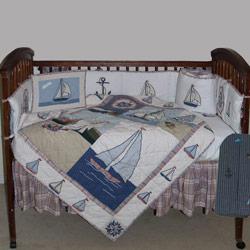Nautica Quinten Crib Bedding