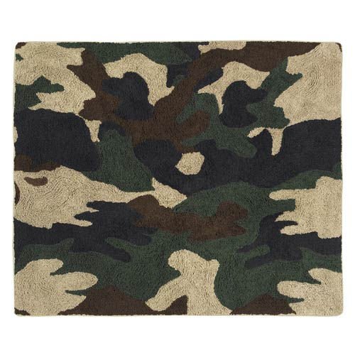 Camo Bathroom Rugs: Camoflage Bedding And Decor For Kids Bedrooms And Children