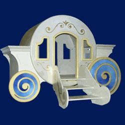 Cinderella Carriage Bed Theme Beds Luxurylamb Com