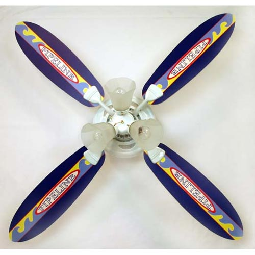 Baby Furniture & Bedding Surfboard Pipeline Ceiling Fan