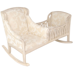 Shop For Patricia Cradle Rocker Rocking Chair At LuxuryLamb Com