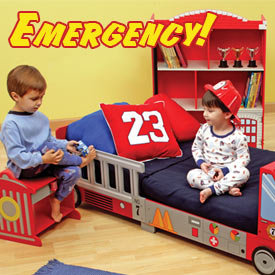 Fire Trucks Fire Engines Fireman Theme Bedding And Artwork For Nursery And Kids Bedroom