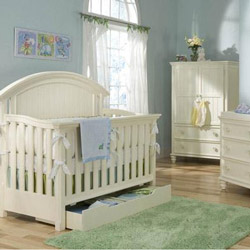 Lauren 39 S Love Nursery Furniture Set Cottage Style Nursery