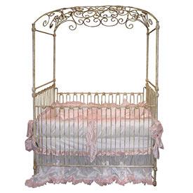 Ultimate Beauty Iron Baby Crib Iron Cribs Luxurylamb Com