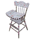 Rose Garden High Chair