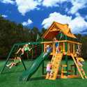 Blue Ridge Chateau Swing Set
