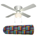 Crazy Crayons Ceiling Fan