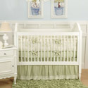 Baby Toile Crib Bedding Set