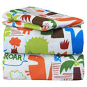 Dino Land Twin Sheet Set