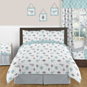 Earth and Sky Twin Bedding Collection