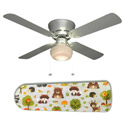 Forest Friends Ceiling Fan