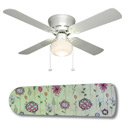 Garden Delight Ceiling Fan