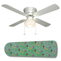 Girl Bugs Ceiling Fan