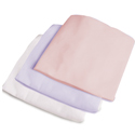 Girl's Set of 3 Fitted Crib Sheets