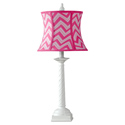 Girls ZigZag Desk Lamp