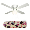 Girly Cupcakes Ceiling Fan