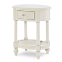 Harmony Oval Night Stand