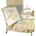 Elegant Sunshine Crib Bedding