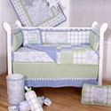 Touch of Toile Crib Bedding Set