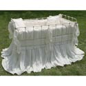 Sorrento Organic Crib Bedding