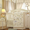 Nest 15 Piece Crib Bedding Set