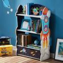 Outer Space Bookshelf