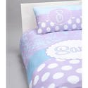 Damask 'n Dot Personalized Bedding Set