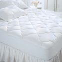 Restful Nights Egyptian Cotton Mattress Pad