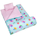 Personalized Birdie Sleeping Bag