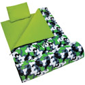 Personalized Camo Sleeping Bag