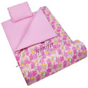 Personalized Fairies Sleeping Bag