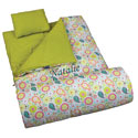Personalized Spring Bloom Sleeping Bag