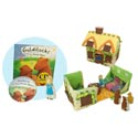 Goldilocks And The Three Little Bears Read And Play Set