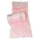 Pink Fluff Sleeping Bag