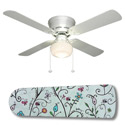 Secret Garden Ceiling Fan