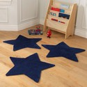 Set of 3 Star Rugs