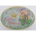Little Princess Plaque