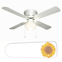 Super Sunflower Ceiling Fan