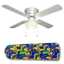 Superman Superhero Ceiling Fan