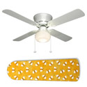 Sweet Bumble Bees Ceiling Fan