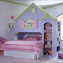 Dollhouse Bed