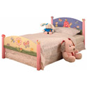 Magic Garden Toddler Bed