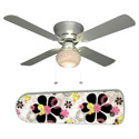 Tweety Bird Flower Power Ceiling Fan