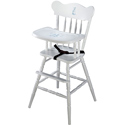 Petite Bunnies High Chair