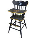 Nautical High Chair