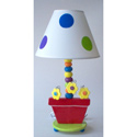 Flower Pot Lamp