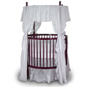 Traditional Round Crib