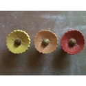 Spring Flower Ceramic Furniture Knob