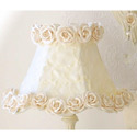 Petals and Roses Lamp Shade