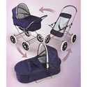 English Style 3 in 1 Pram